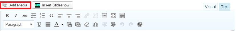 Add-Media-Button